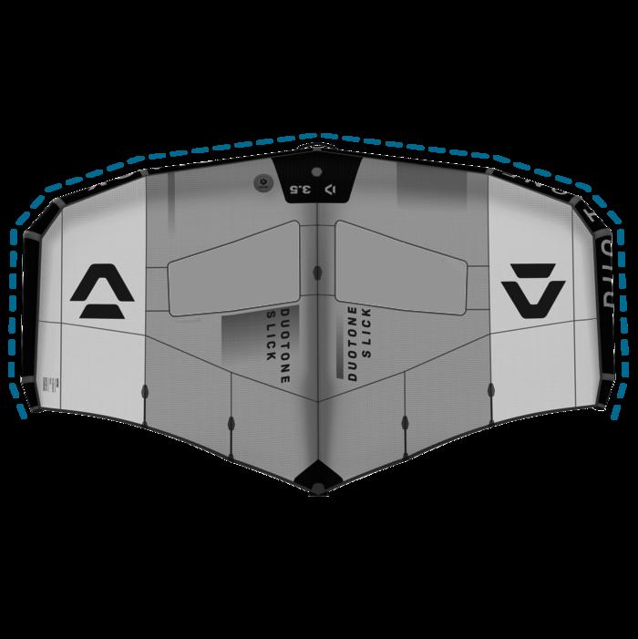 Wing span SLICK