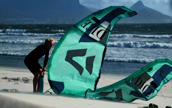 Duotone Kiteboarding Dice rier review lasse walker