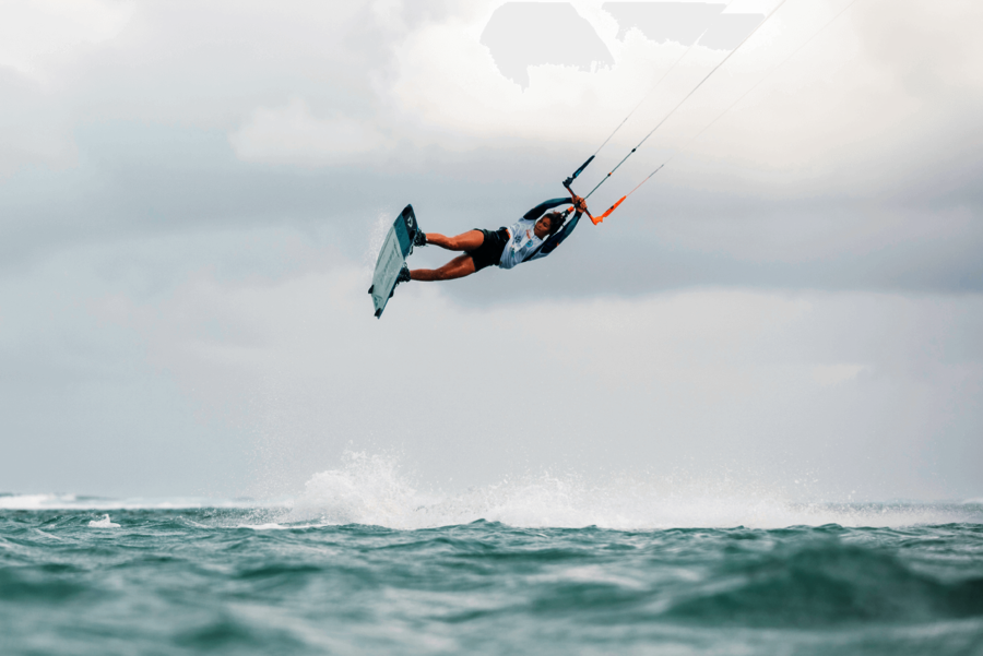 Duotone Kiteboarding Mika interview