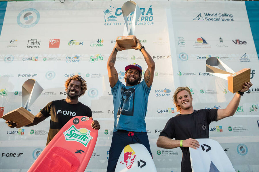 Duotone Kiteboarding Airton Cozzolino 4th World Championship title