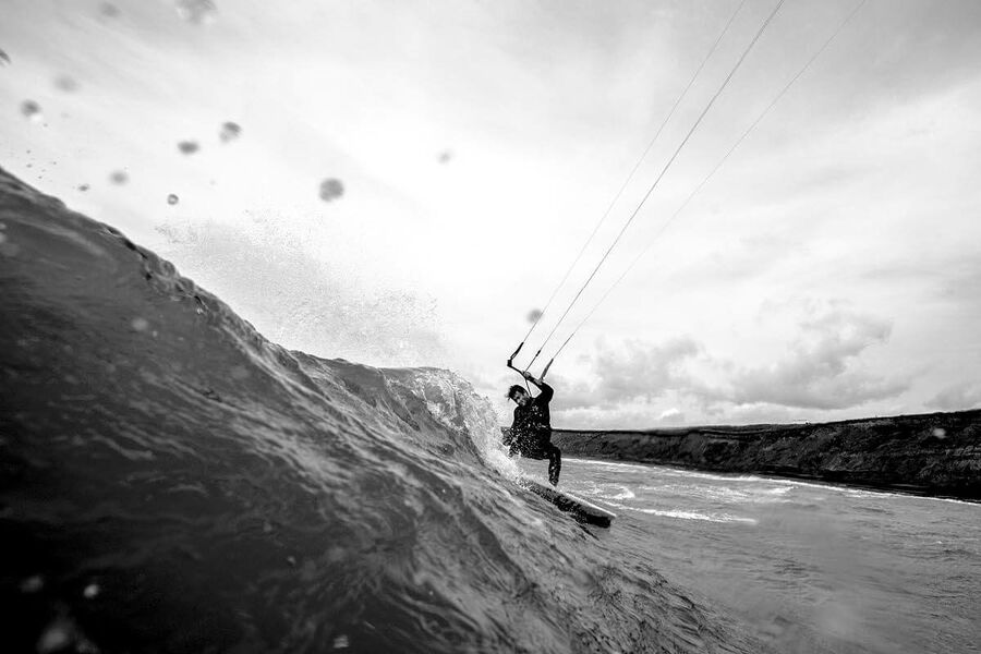 Duotone Kiteboarding #TrueCommitment Tom Court
