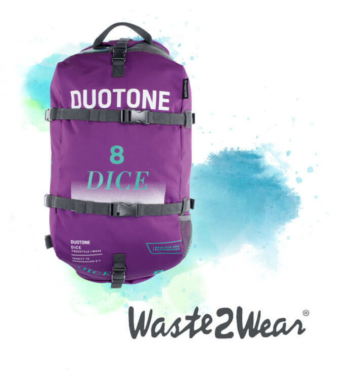 Duotone Sustainability Partner Waste2Wear