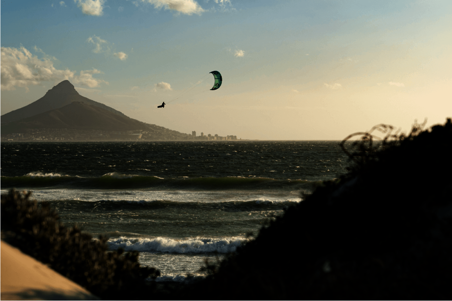 Duotone Kiteboarding rider review lasse walker