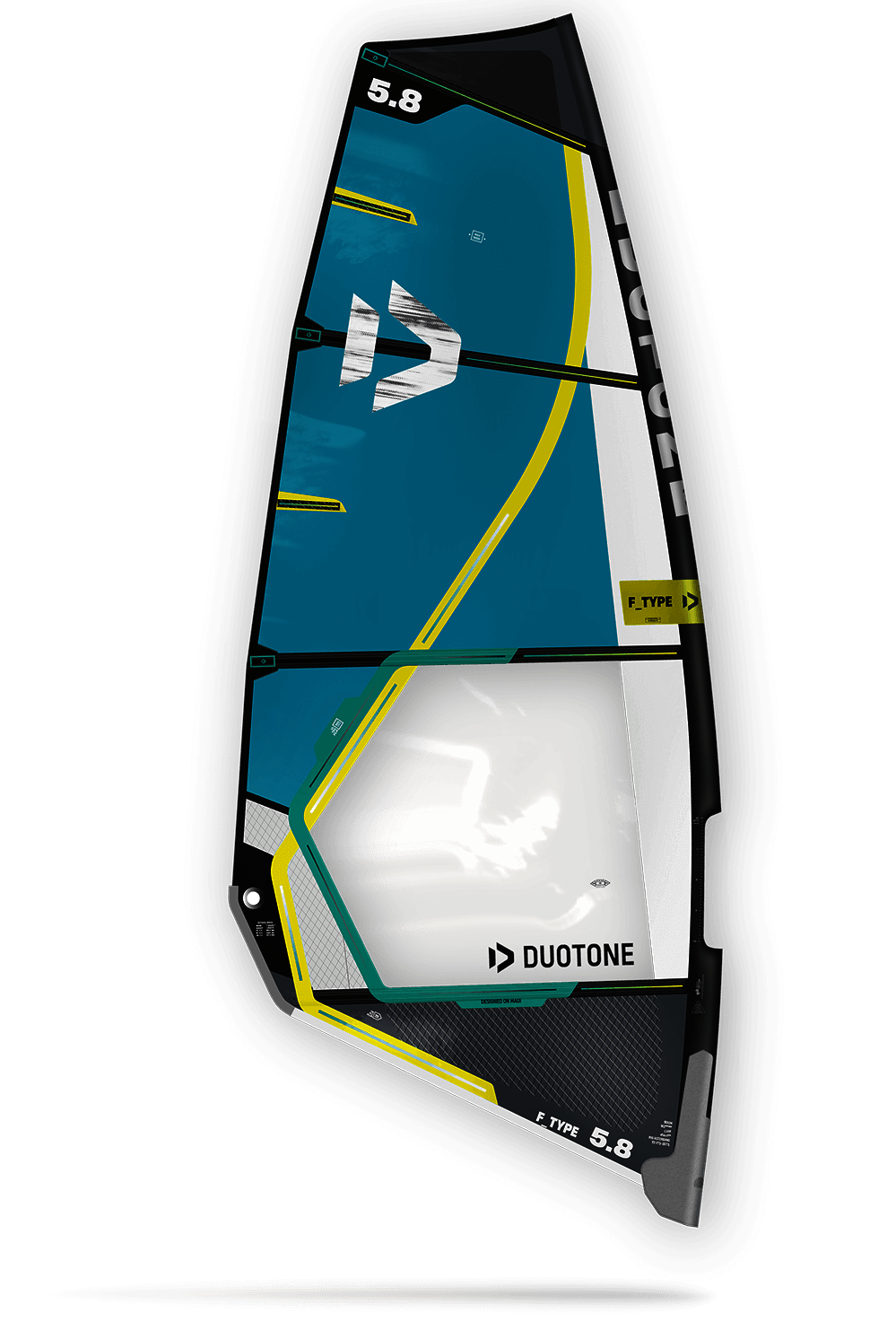 Duotone Windsurfing Sails 2020 F Type