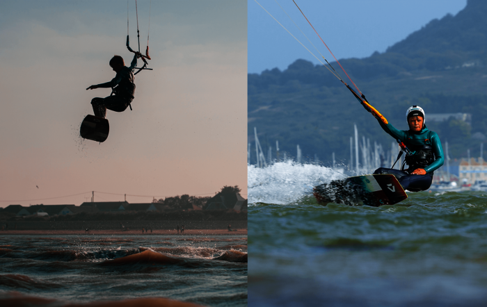 Duotone Kiteboarding Max Tullet Academy interview