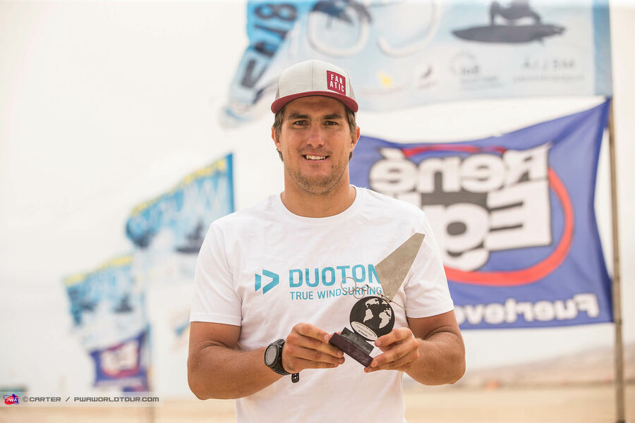 Duotone_Windsurfing_Team_Pierre_Mortefon_Takes_third