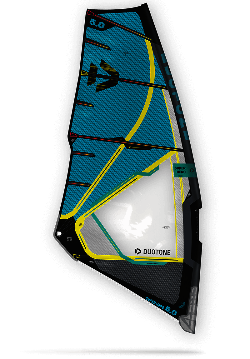 Duotone Windsurfing Sails 2020 Super Hero