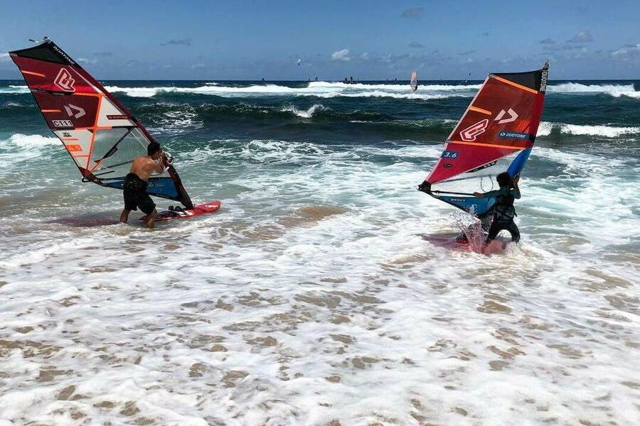 Duotone Windsurfing News Dad Reward 1