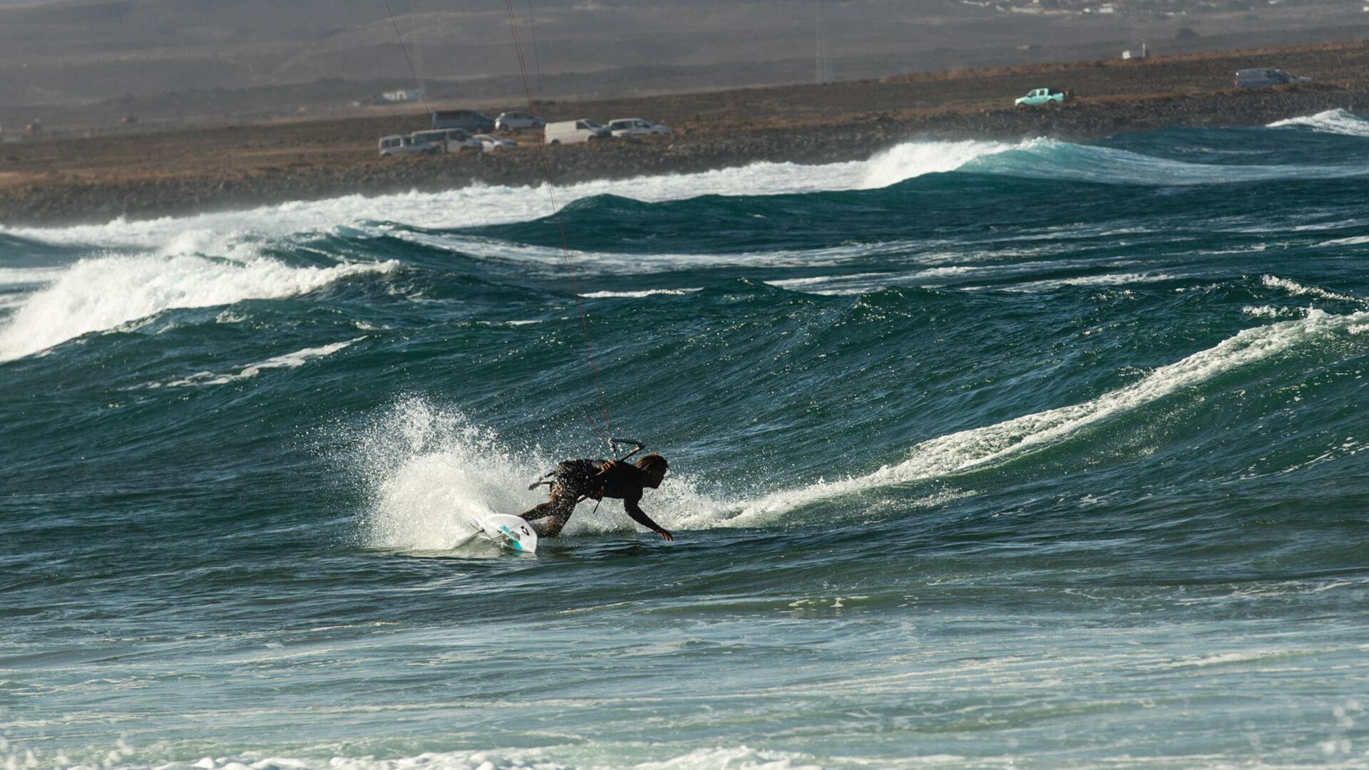 duotone kiteboarding whip sls product clip
