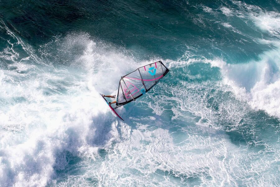 Duotone Windsurfing SuperHeroM.Plus2
