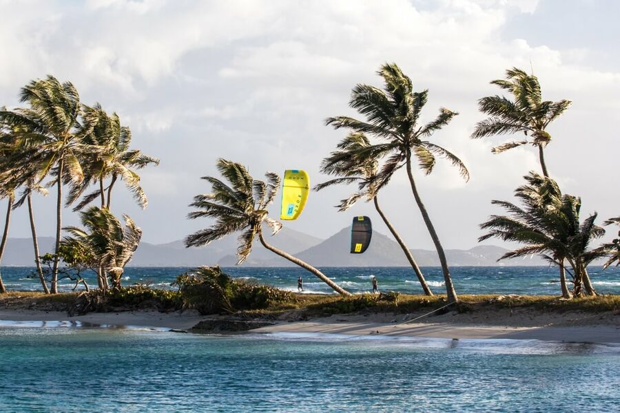 Duotone_Kiteboarding_Mono_2019_yellow_black