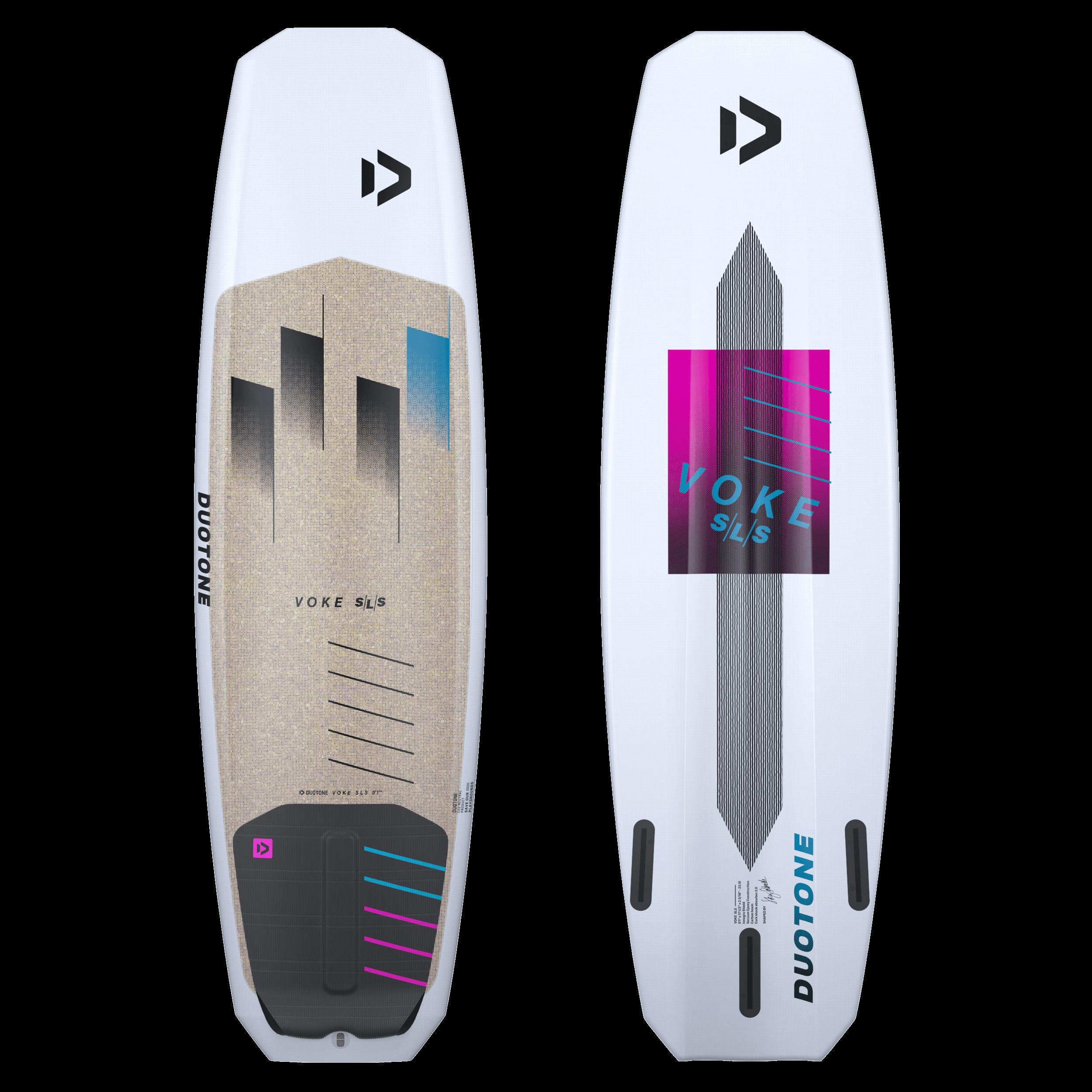 duotone kiteboarding voke sls tech features
