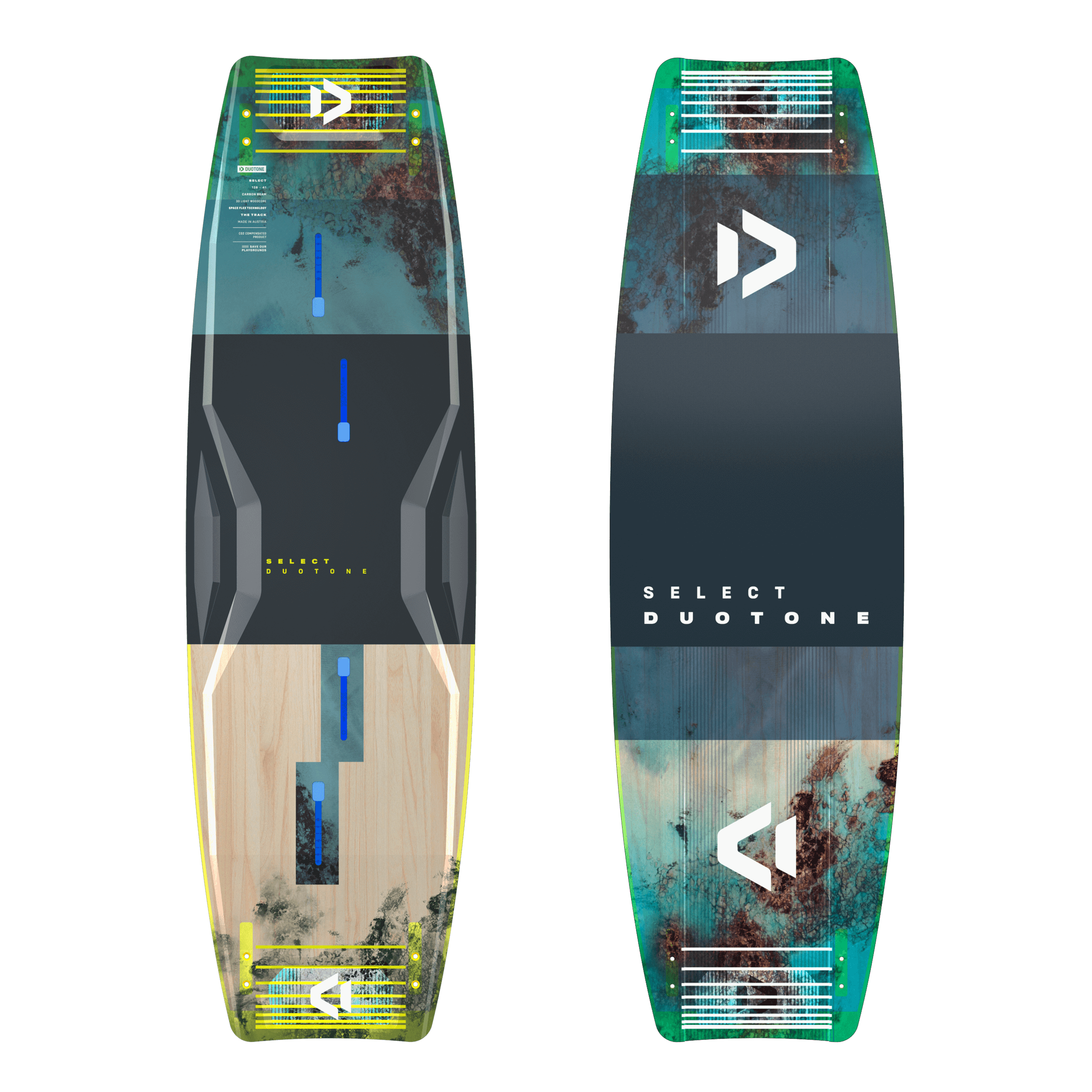 duotone kiteboarding select 2021