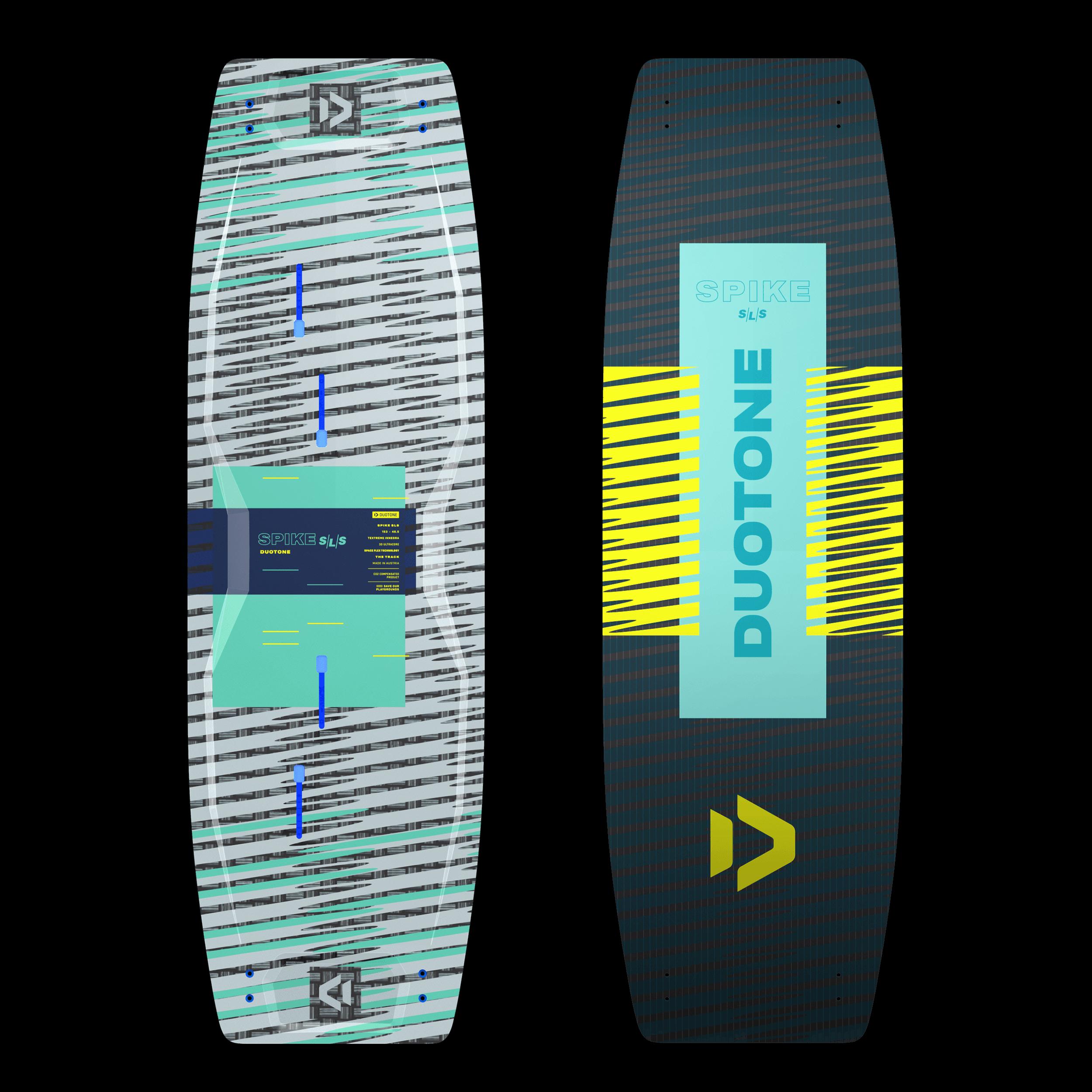 duotone kiteboarding spike sls tech features
