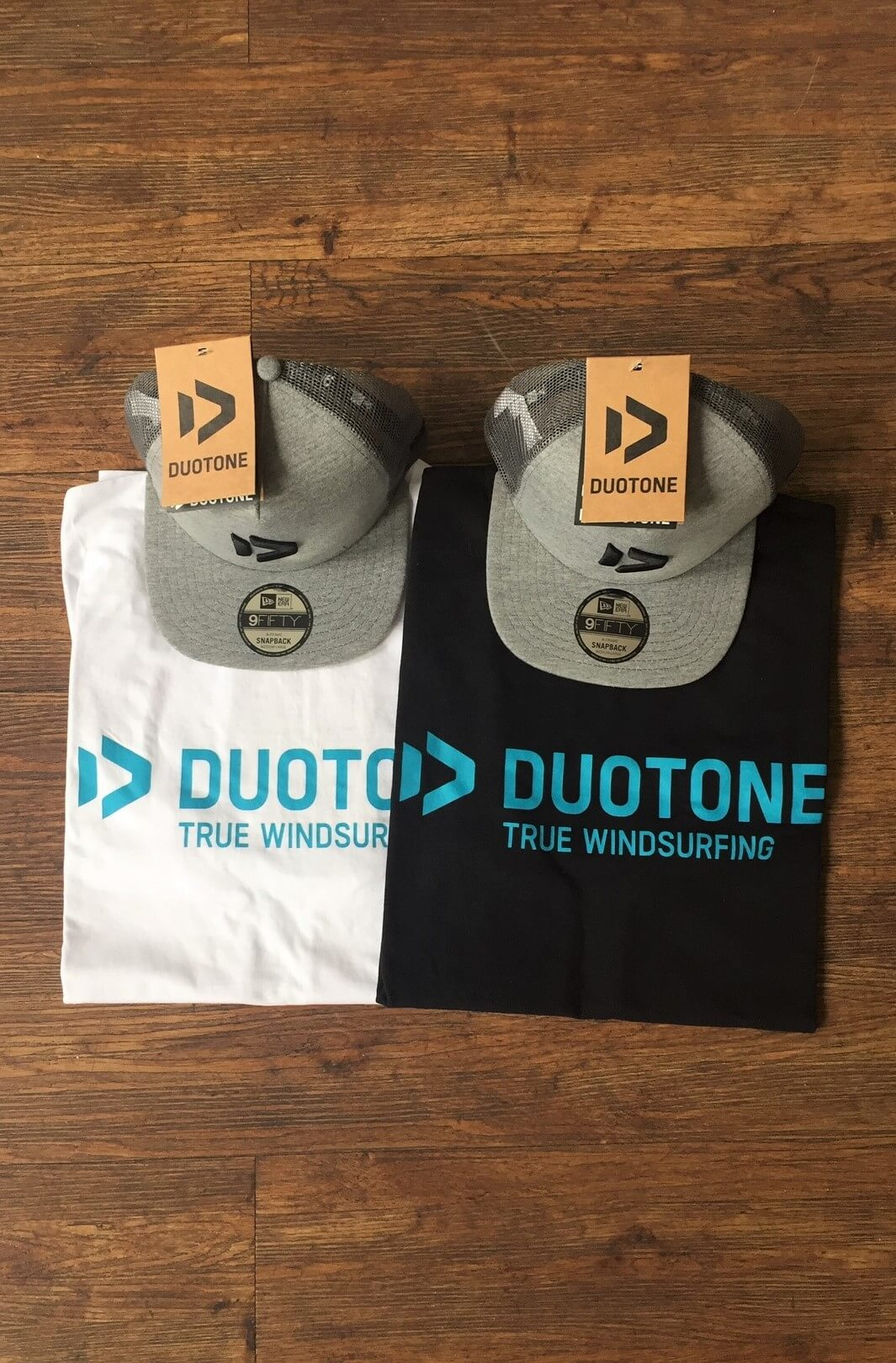 Duotone Windsurfing T-Shirts and Caps