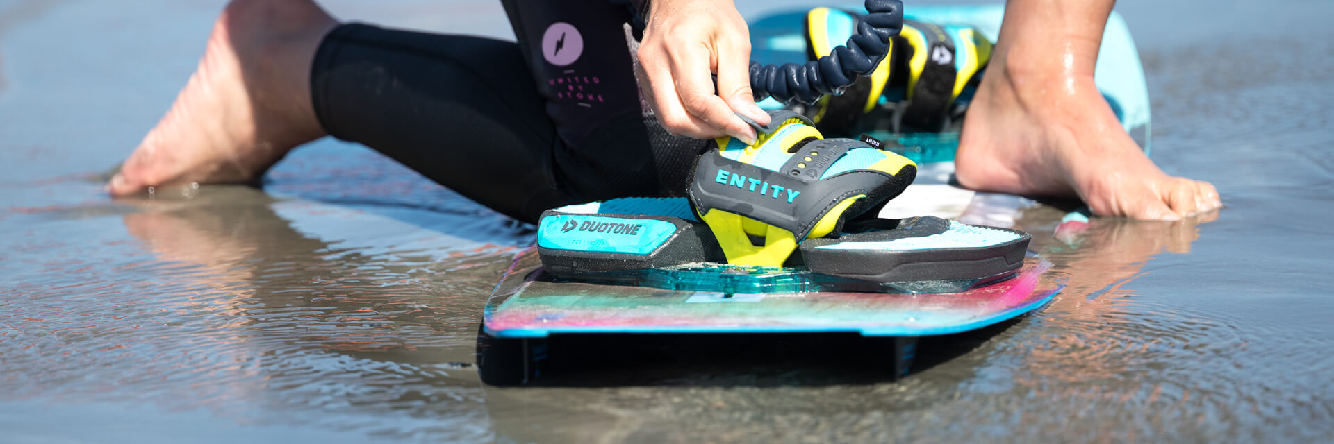 Duotone Kiteboarding_Binding and Boots overview 2020 header