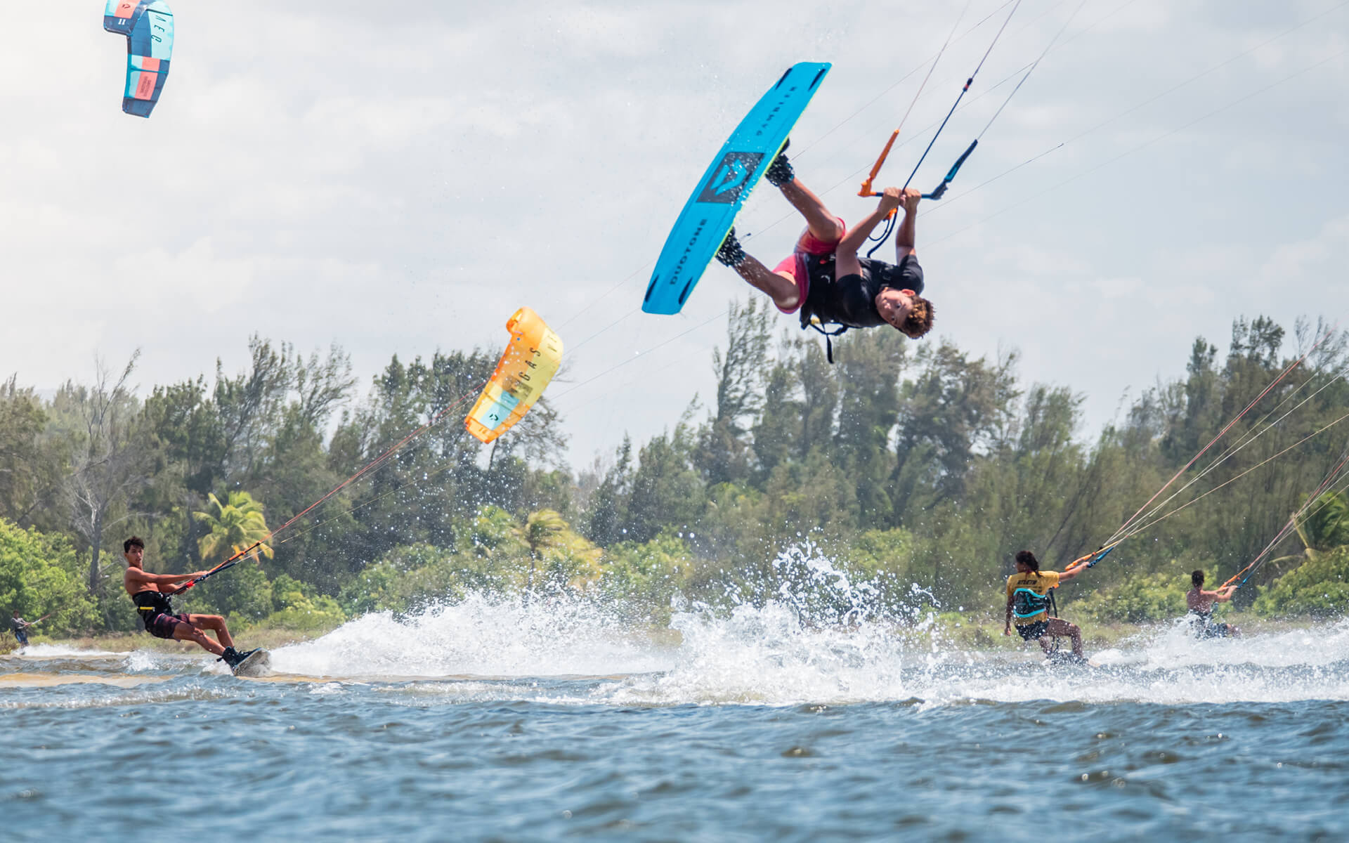 Duotone Kiteboarding Grom Search #2 Next Generation