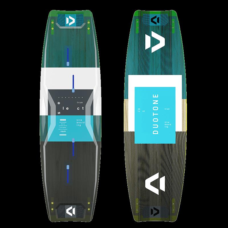 Duotone Kiteboarding Twintip Select 2020