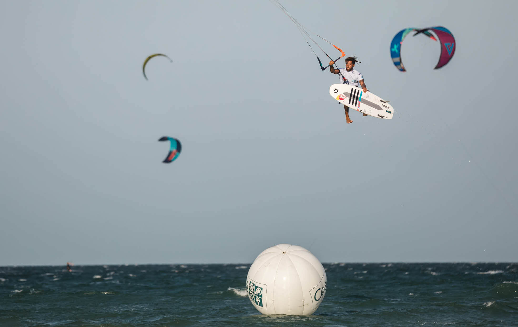 Duotone Kiteboarding Airton Cozzolino World Champion