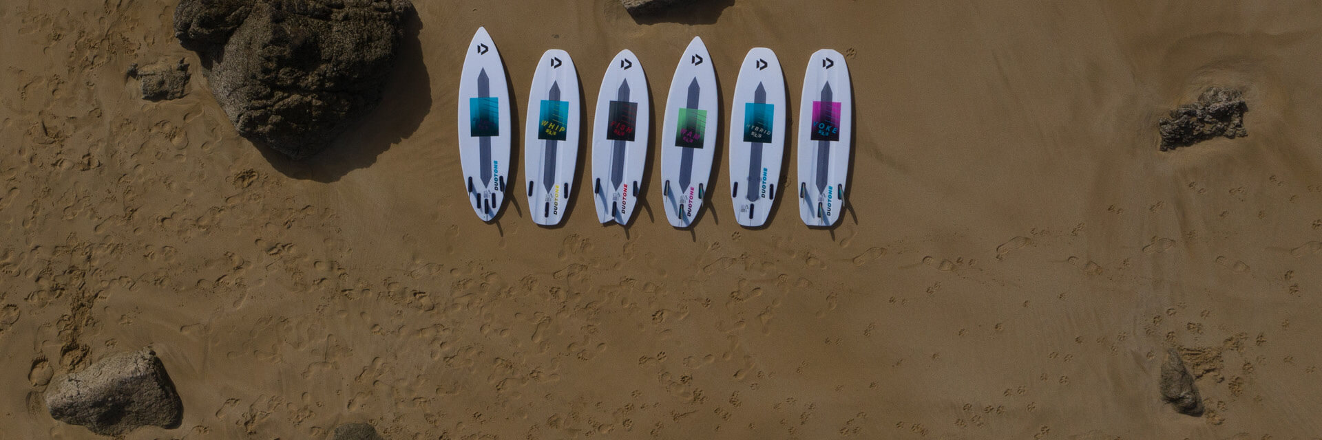 Duotone Kitesurfing_Surfboards 2021 overview