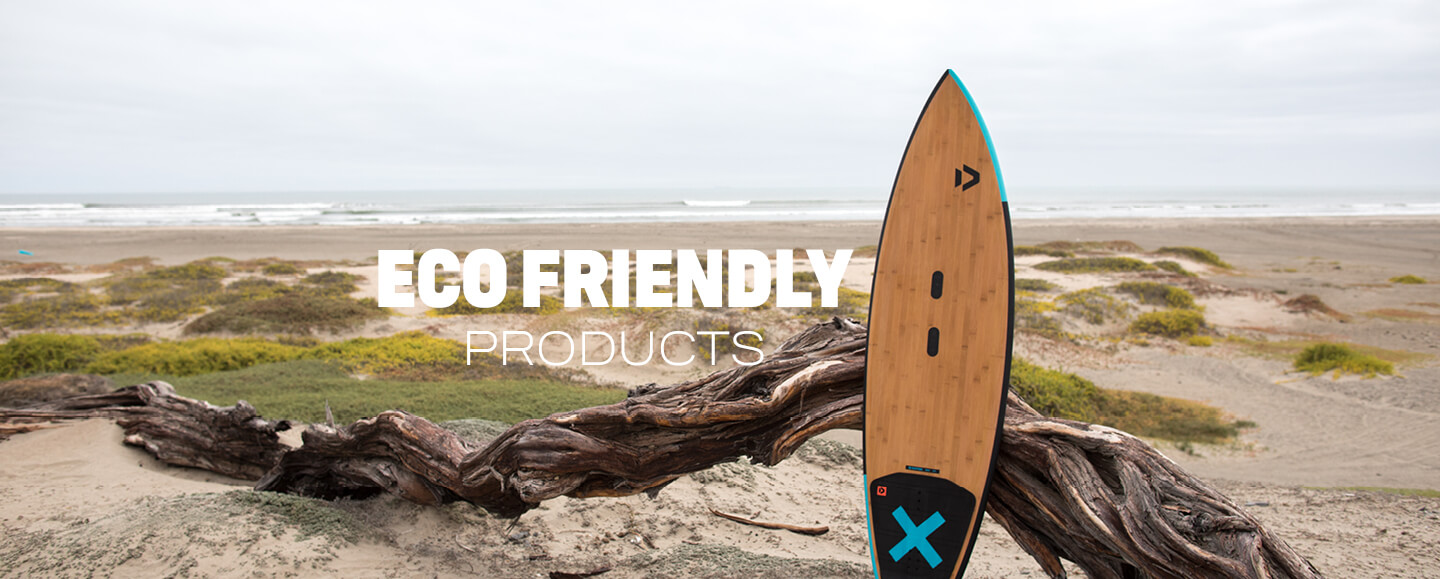Duotone Kiteboarding Sustainability Eco friendly products