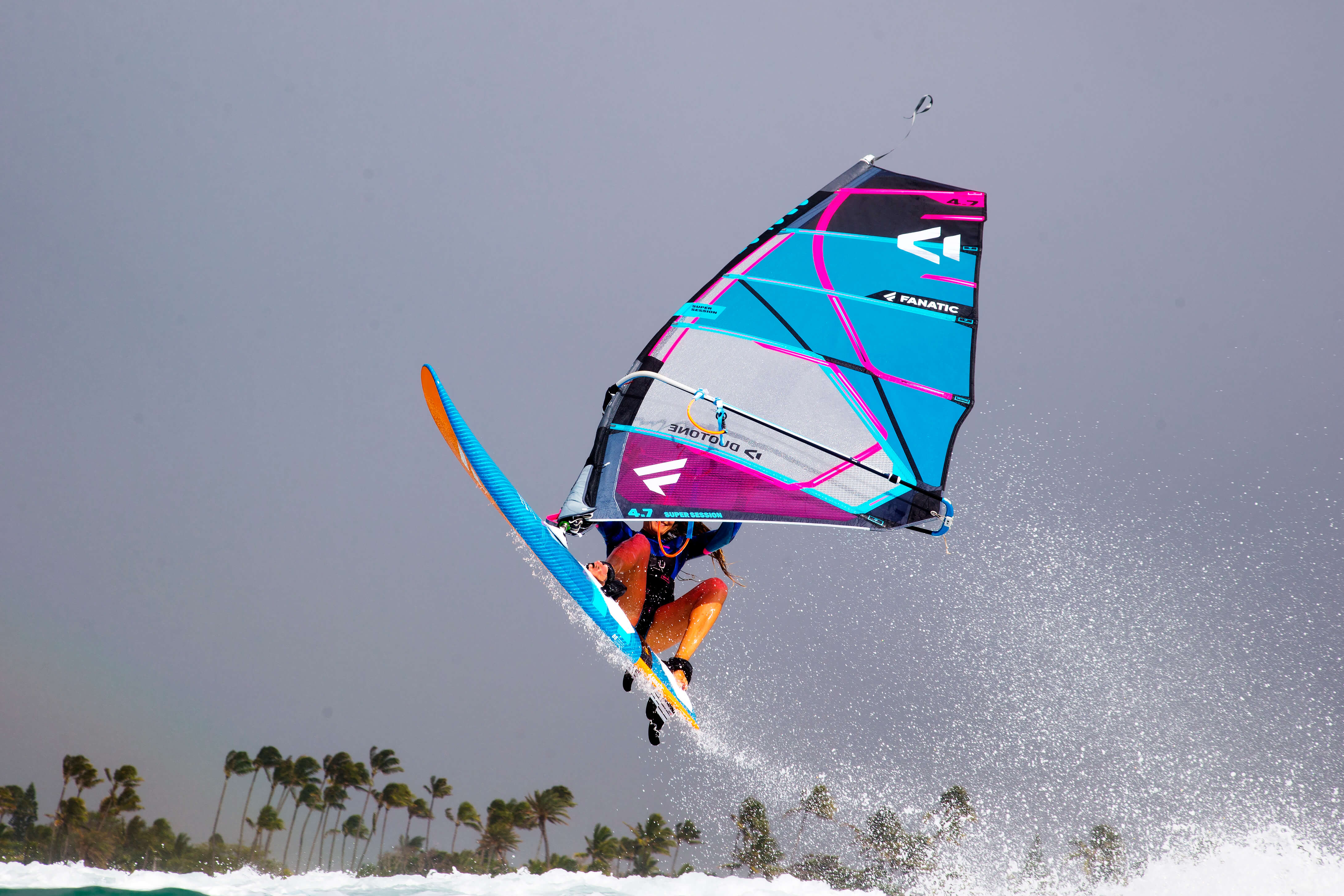 Duotone Windsurfing Sail Super Session 2020 Maria