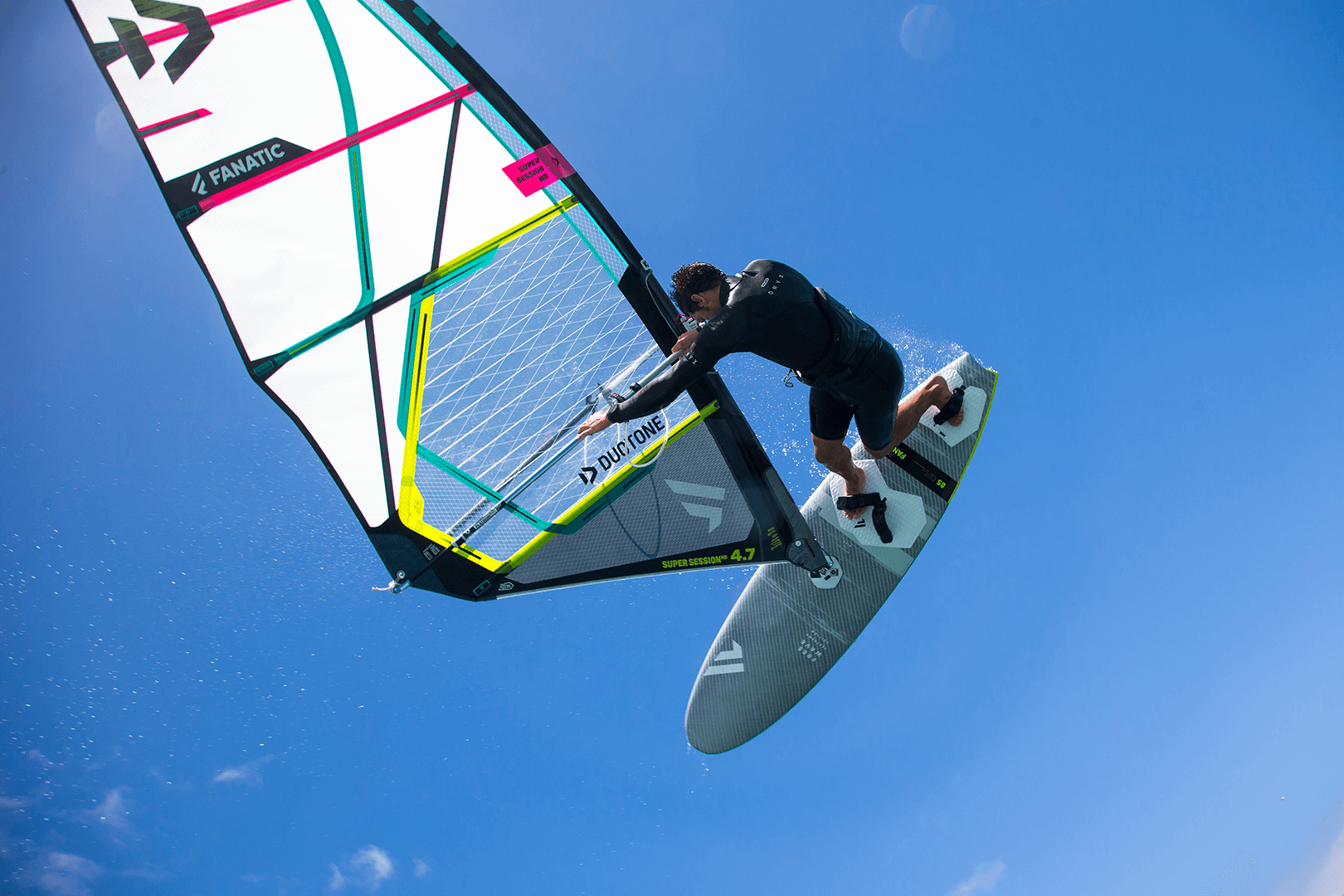 Duotone Windsurfing Sail Super Session 2020 Victor Fernandez