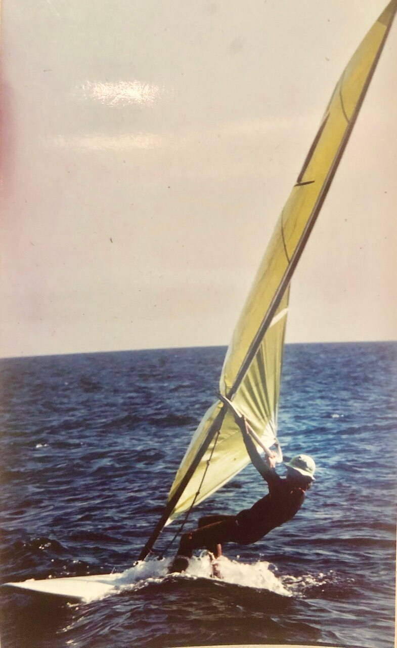 Duotone Windsurfing Klaus Walther 1