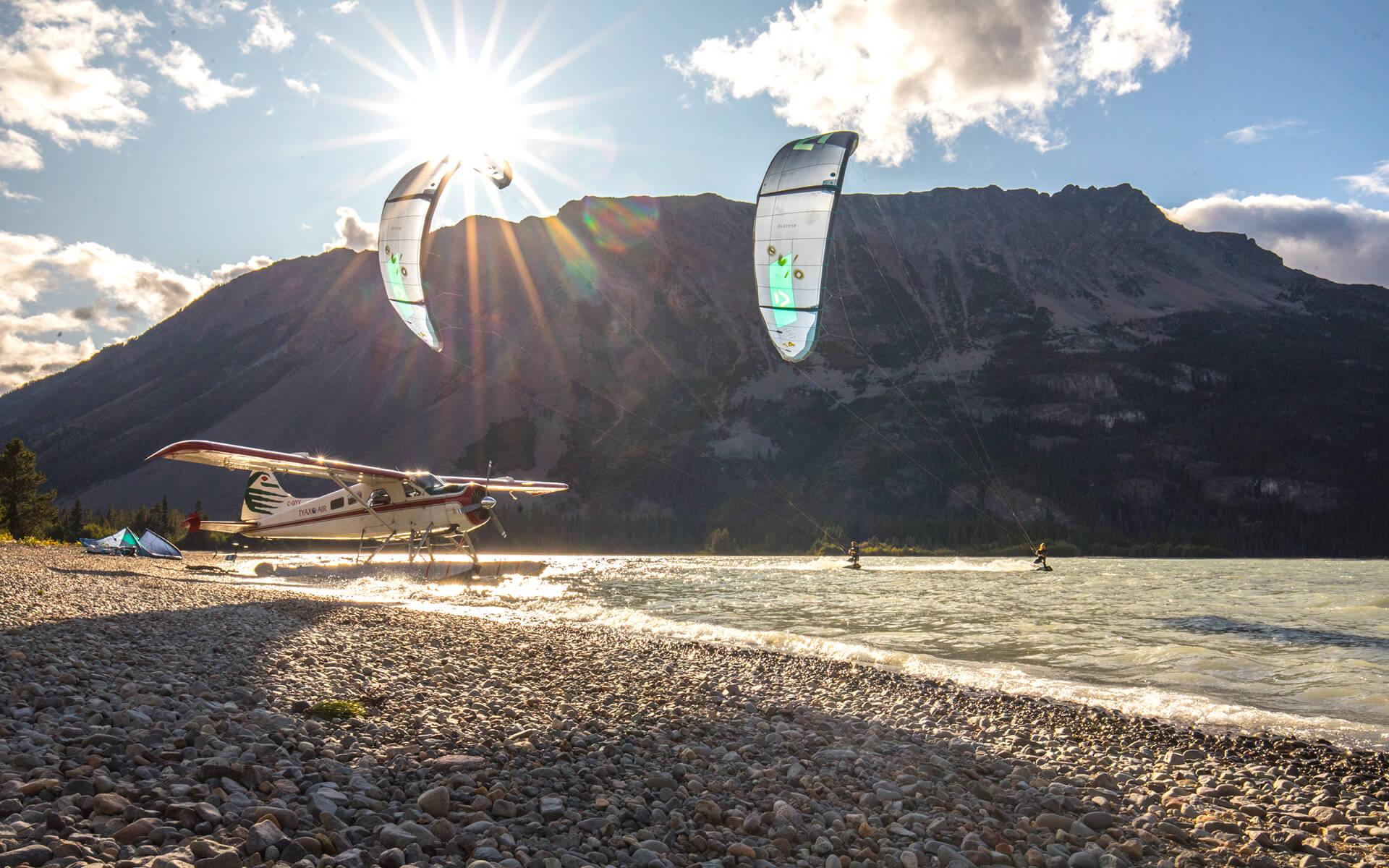 Duotone Kiteboarding Evo 2020 Launch