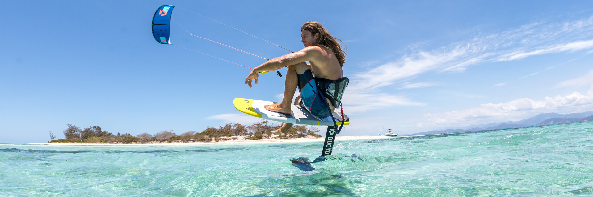 Duotone Kiteboarding Foil Boards Overview