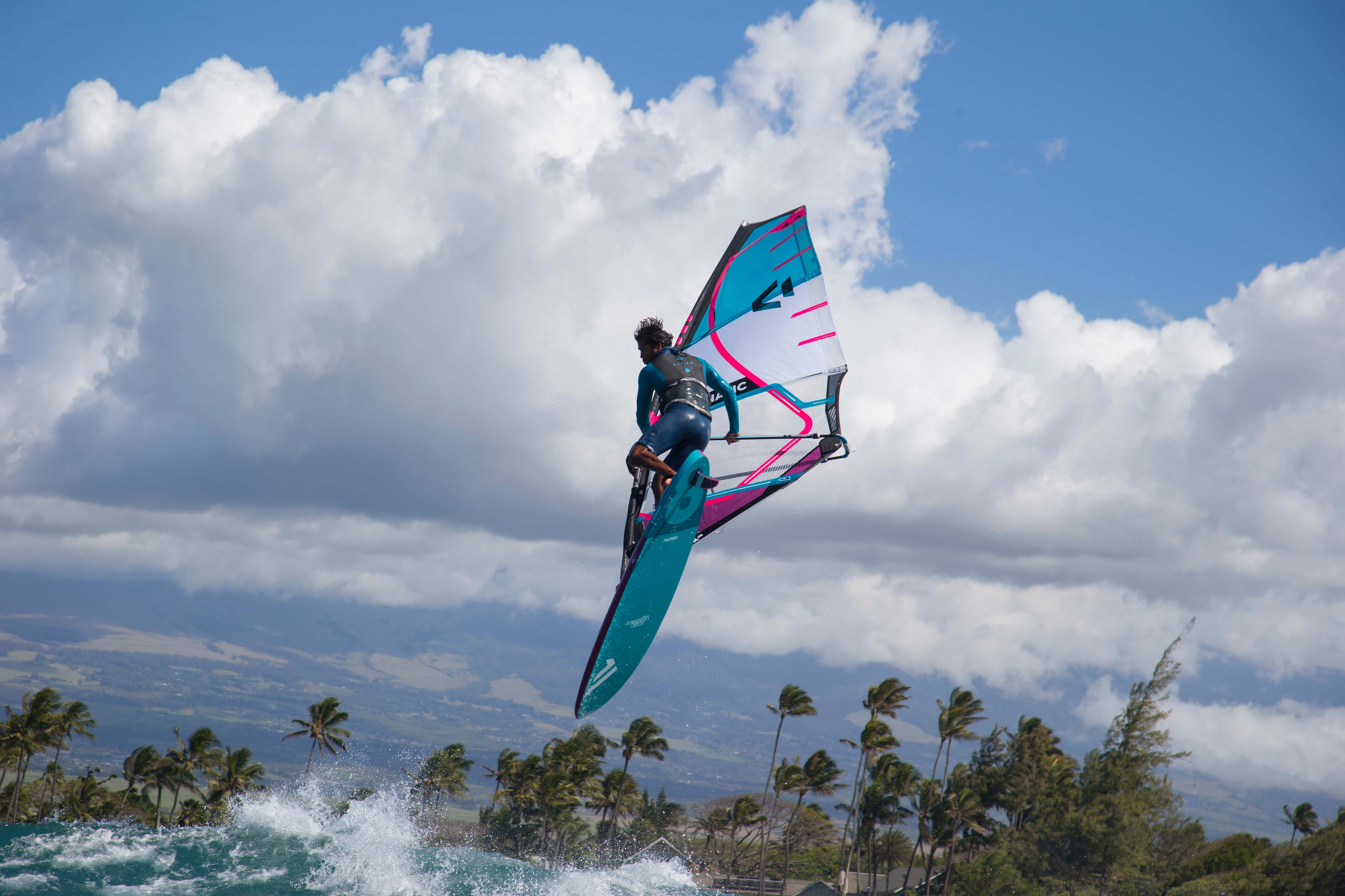 Duotone Windsurfing Sail Idol LTD 2020 Gollito Maui