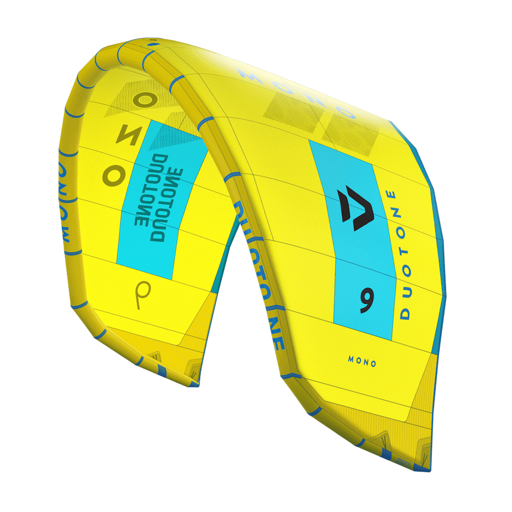 Duotone Kiteboarding Mono 2019 yellow
