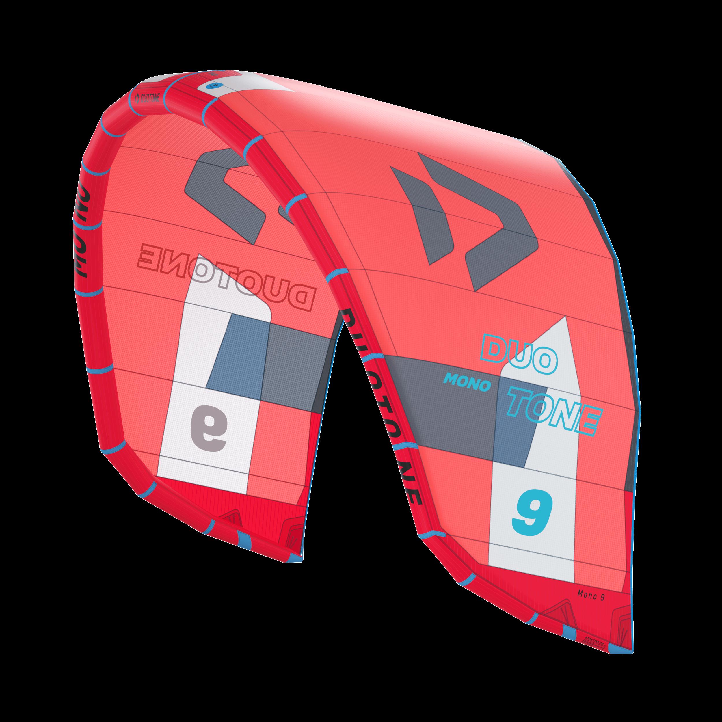 Mono duotone kiteboarding product picture