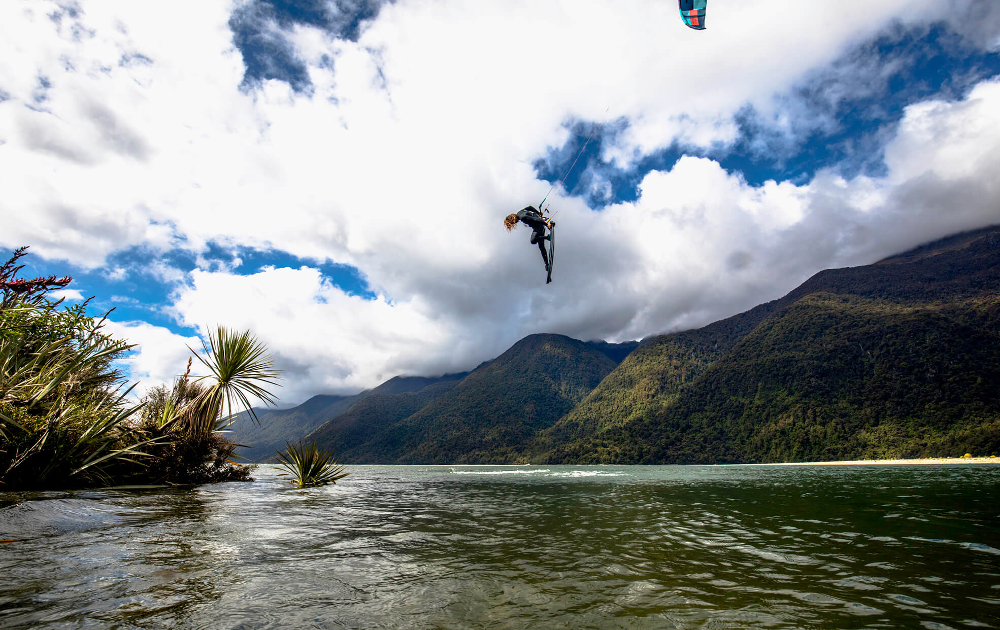 Duotone Kiteboarding TRUE Magazine Aotearoa New Zealand Tom Hebert