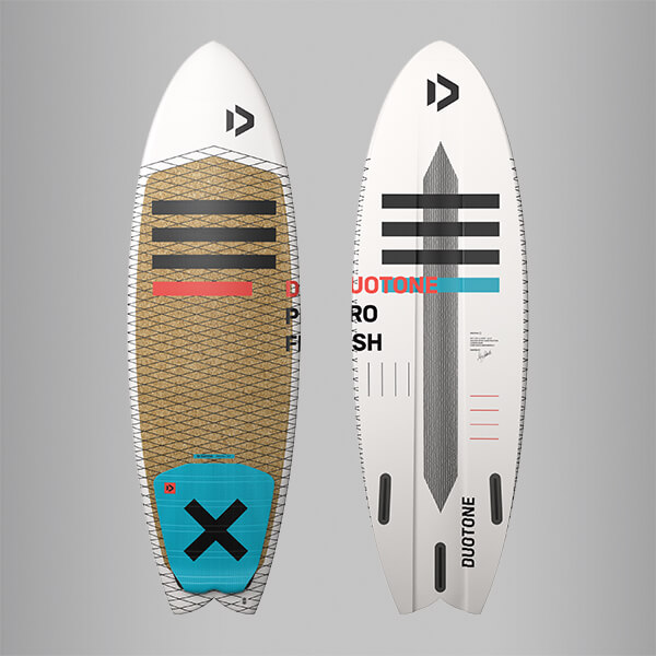Duotone Kitesurfing_Surfboards overview 2020