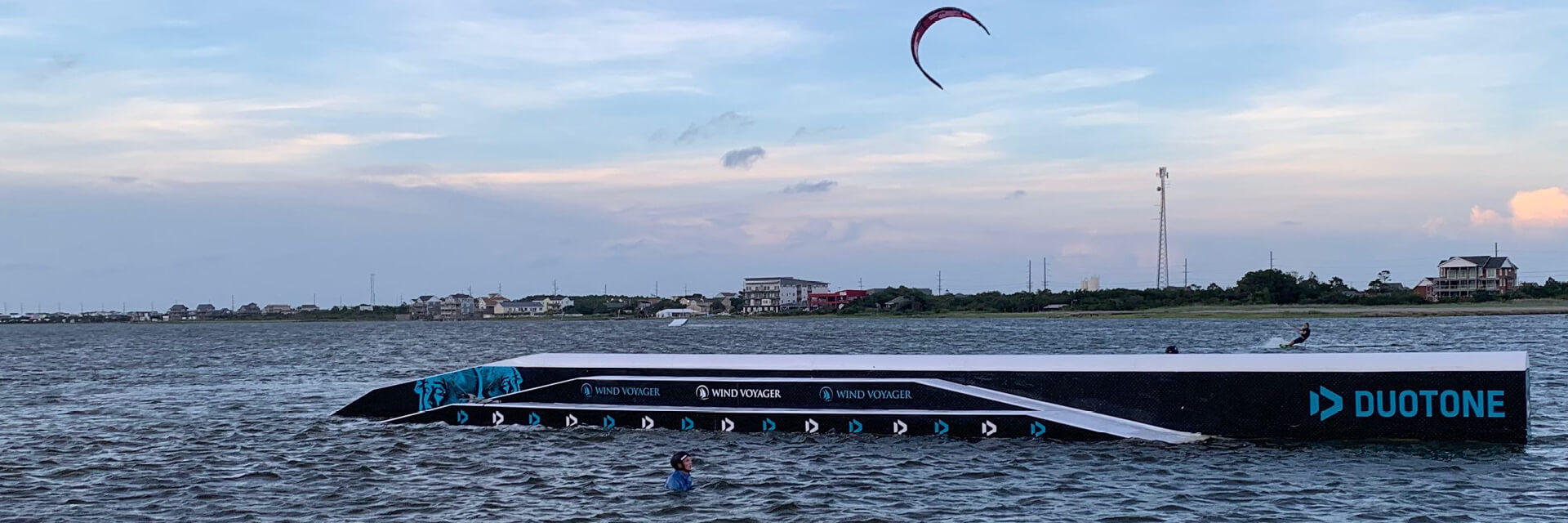 Duotone Kiteboarding New Rail 1