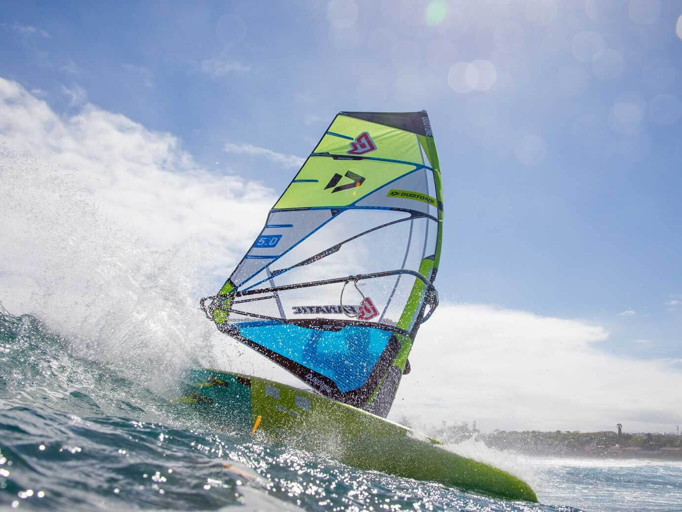 Duotone_Windsurfing_Sails_Super_Hero_2019_Adam_Lewis