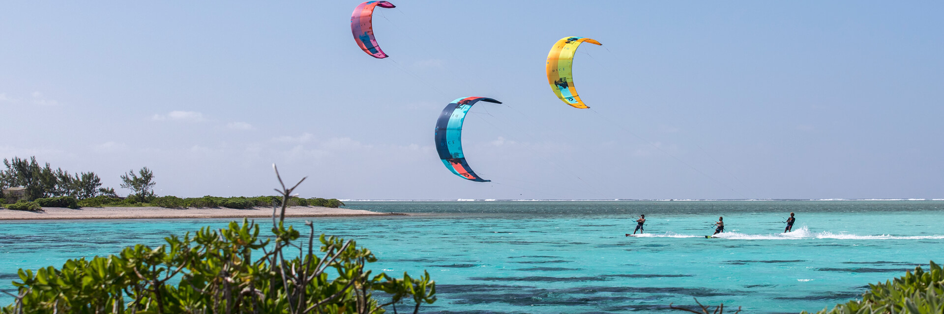 Image result for kitesurfing in saint brandon