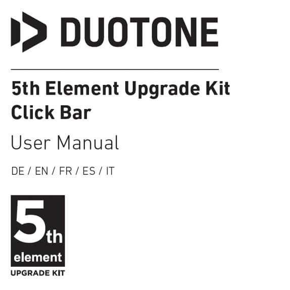 5th Element Upgrade Kit Click Bar