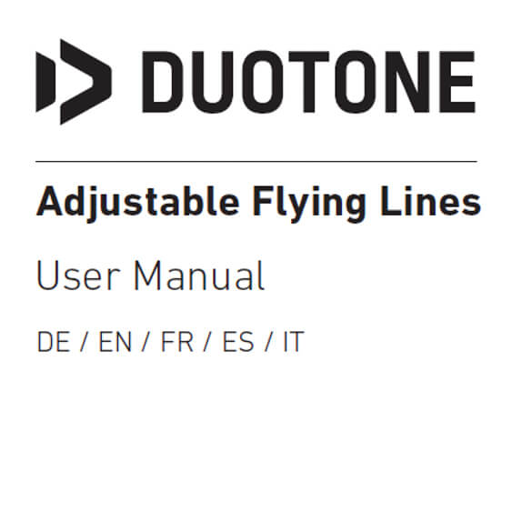 Adjustable Flying Lines