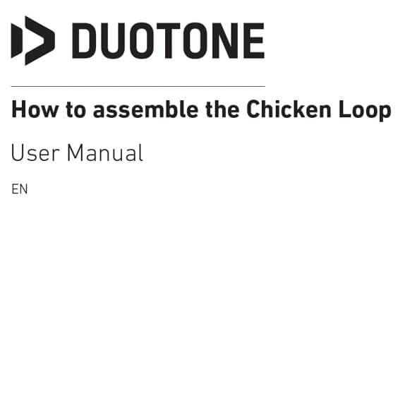 How to assemble the Chicken Loop