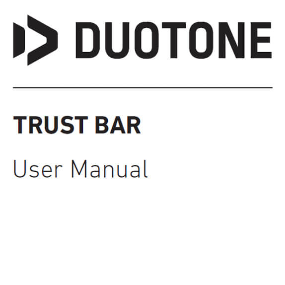 Trust Bar - German