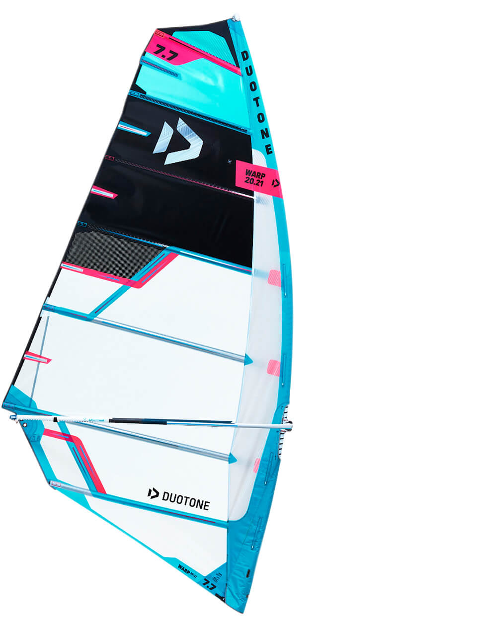 Duotone Windsurfing TECH FEATURES WARP_FIN 20.21