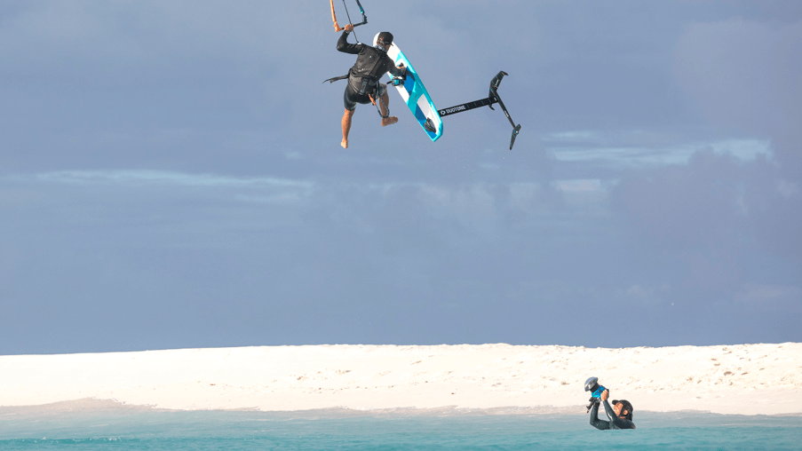 Duotone Kiteboarding Utopia in St Brandon Episode