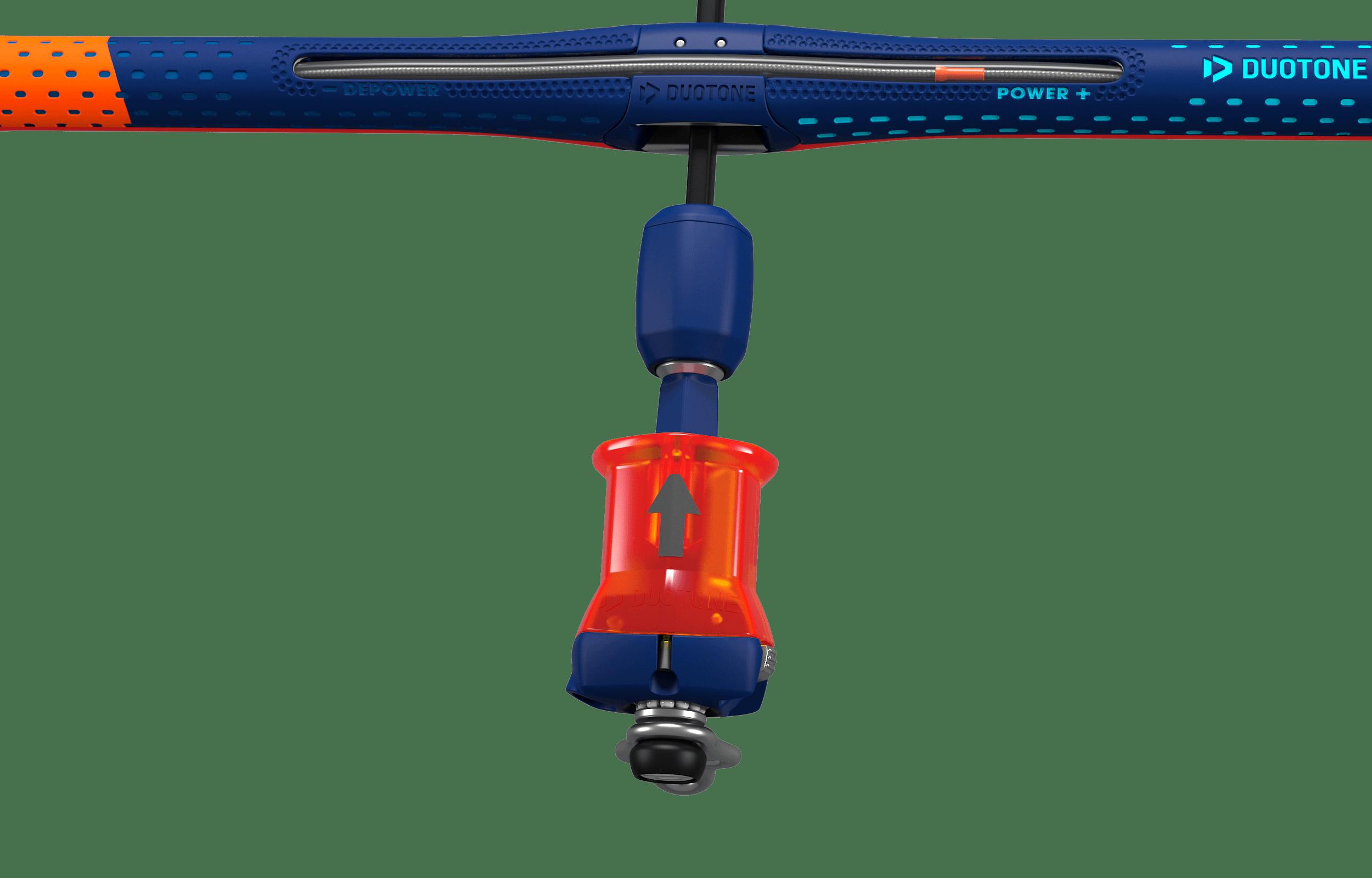 DUOTONE Click Bar ᐅ Your best kite bar for maximum control!