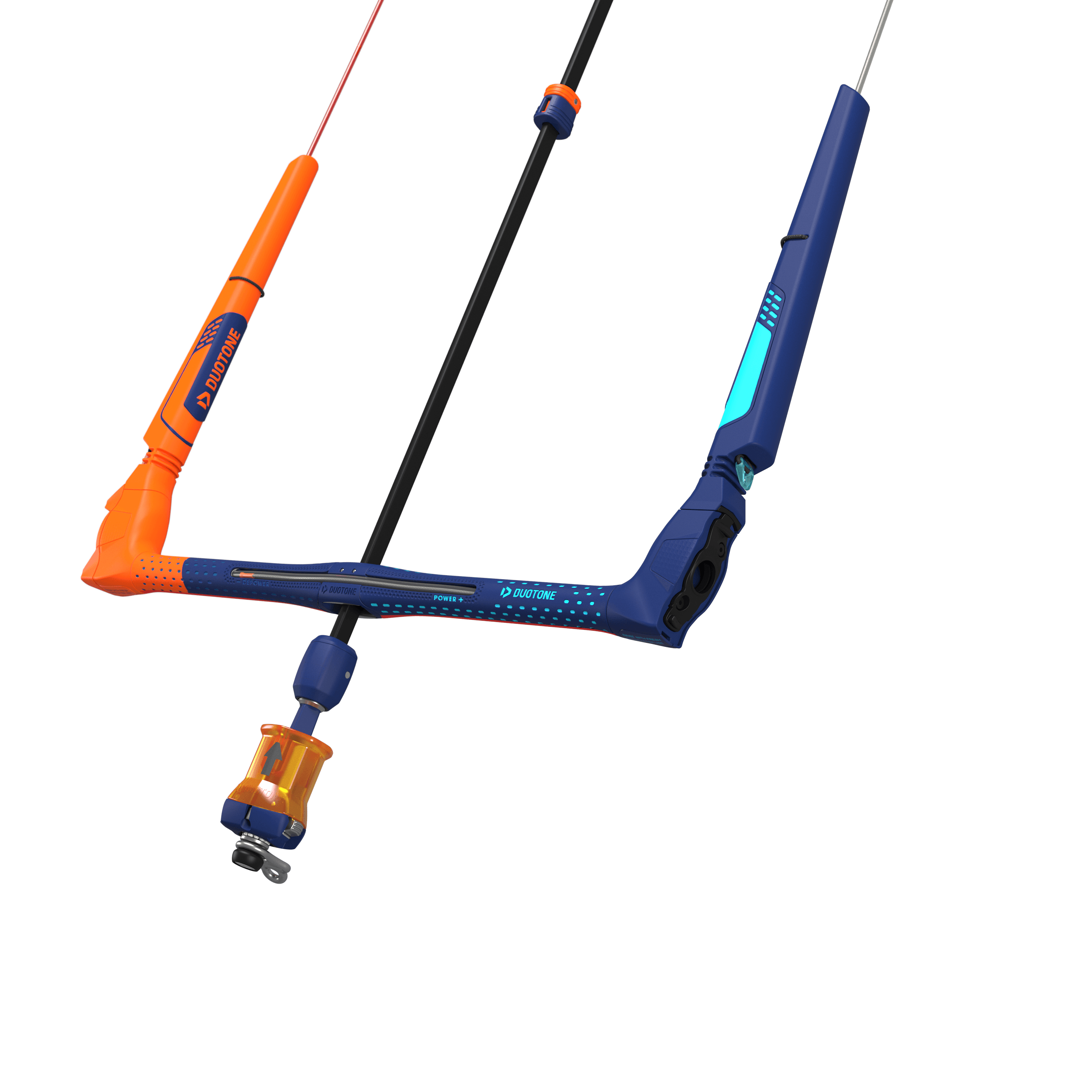 Bars Kitesurfen DUOTONE CLICK BAR QUAD CONTROL 22-24 METER 2019 ~ KITE BAR