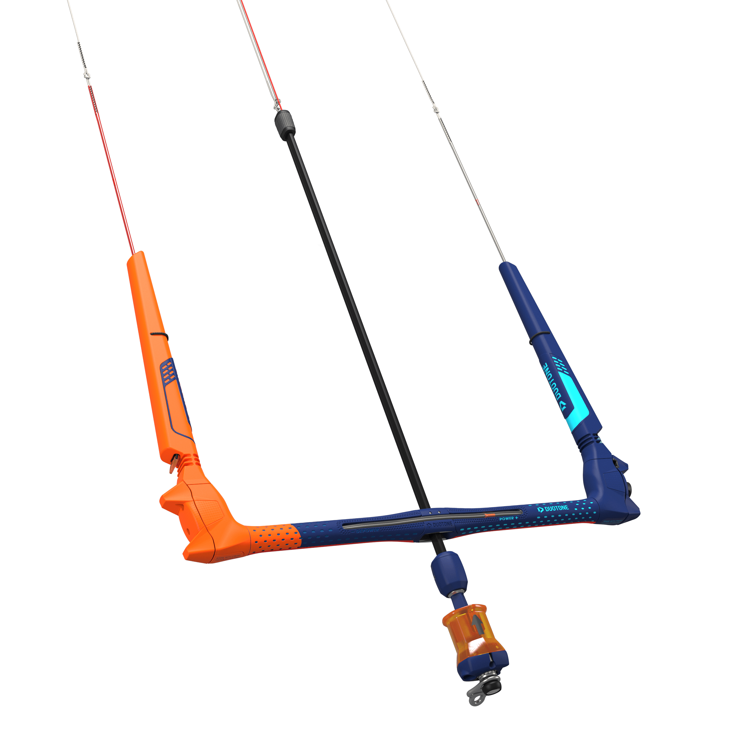 DUOTONE CLICK BAR QUAD CONTROL 22-24 METER 2019 ~ KITE BAR Bars