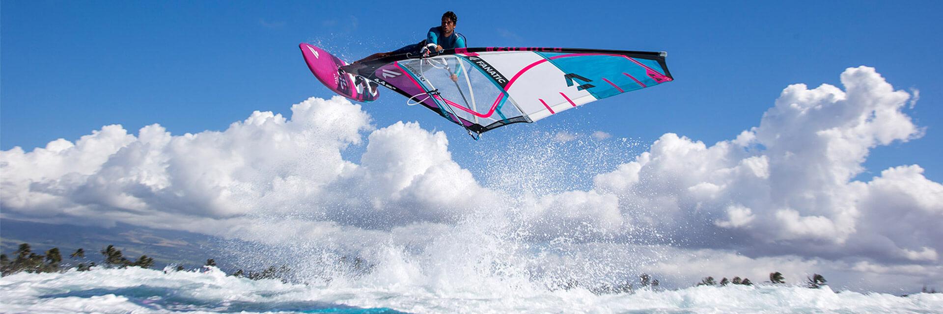 DUOTONE Idol LTD ᐅ Your ultralight freestyle sail!