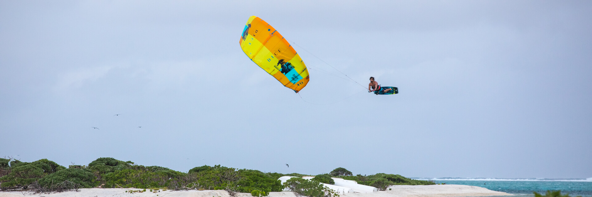 Duotone Kiteboarding • Quick Release • Freestyle Kit Bars