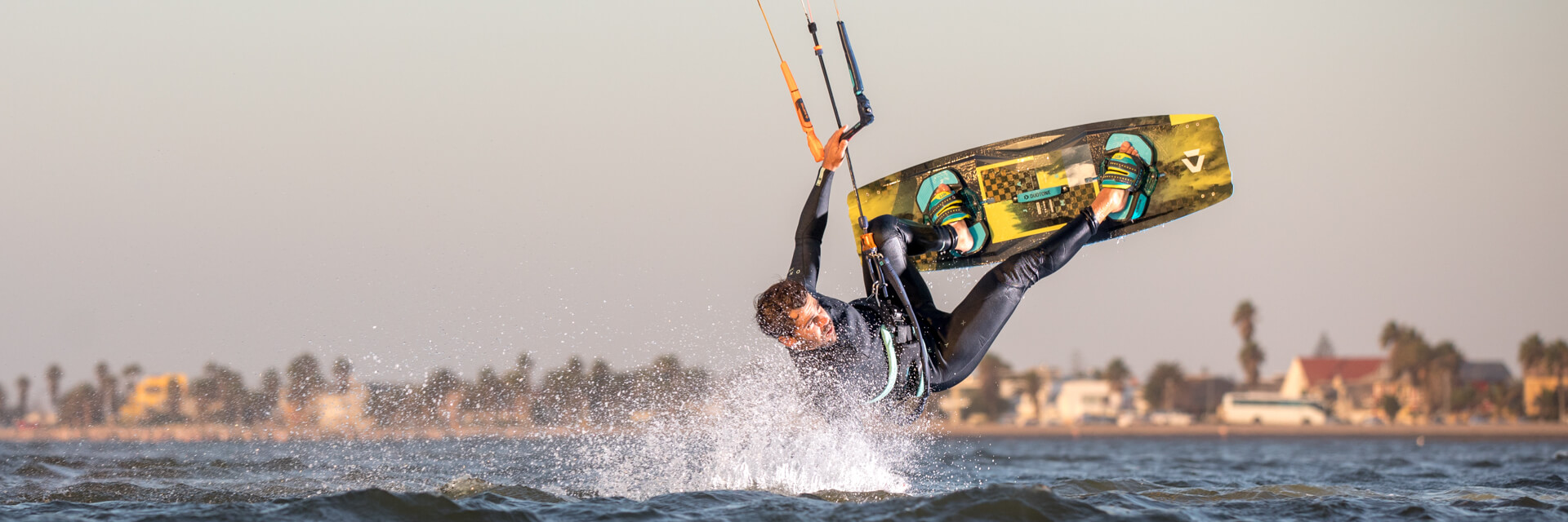 DuoTone Enity Rrgo Kite Board Bindung 2020
